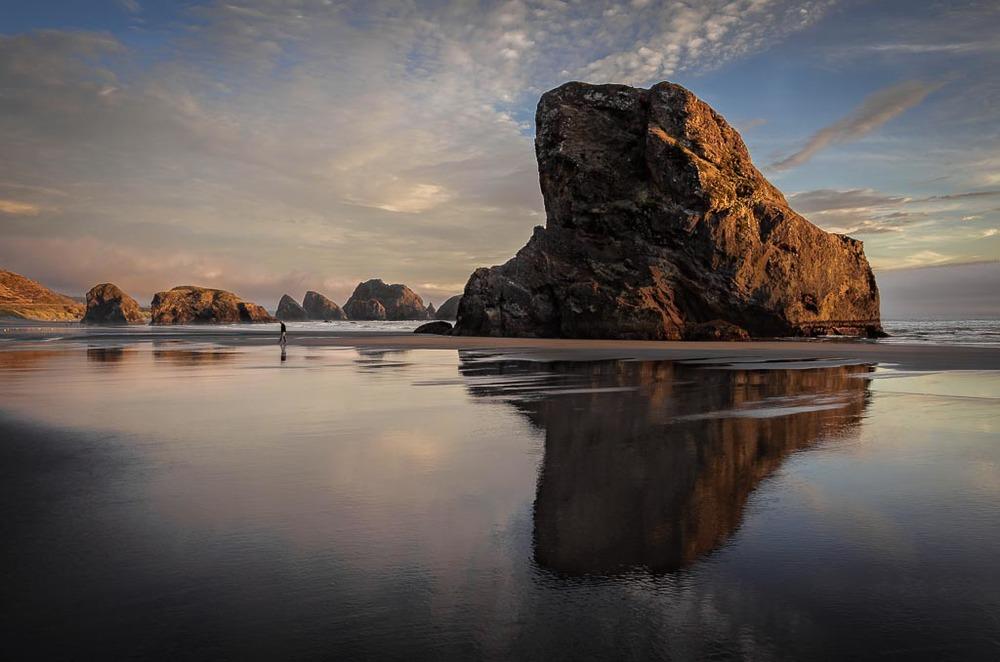 Myers Creek, Gold Beach, Oregon