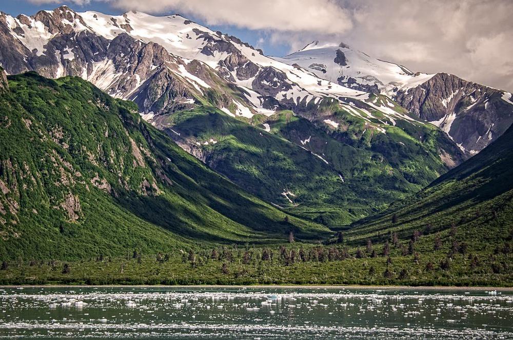 Yakutat Bay, Alaska