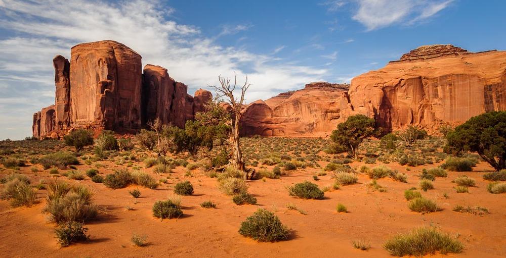 Monument Valley, Navajo Reservation, Utah/Arizona Border