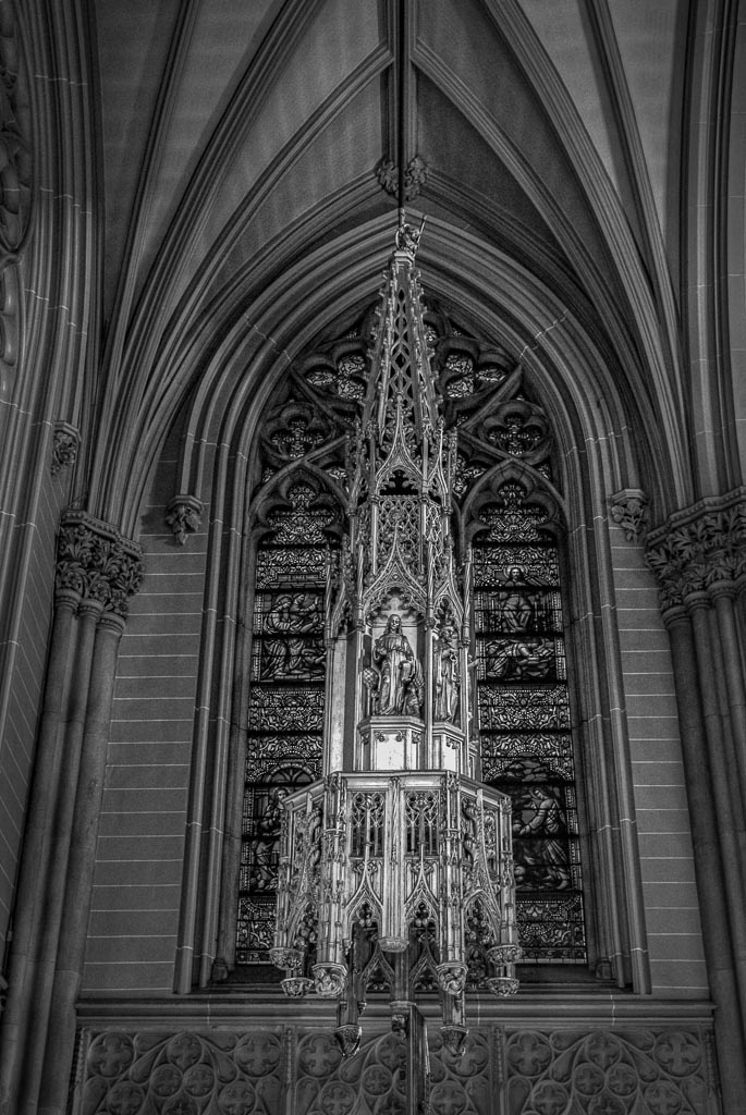 St Patrick's Cathedral, Manhattan, New York