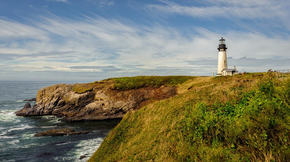 Yaquina Head Lighthouse, Newport, Oregon