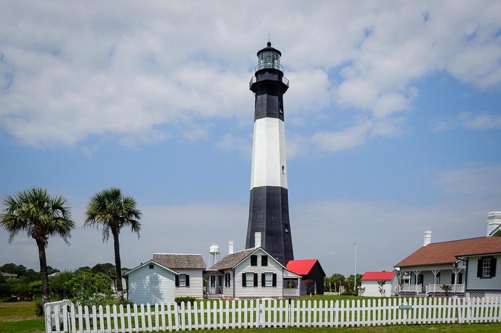 Tybee Island Light, Tybee Island, Georgia