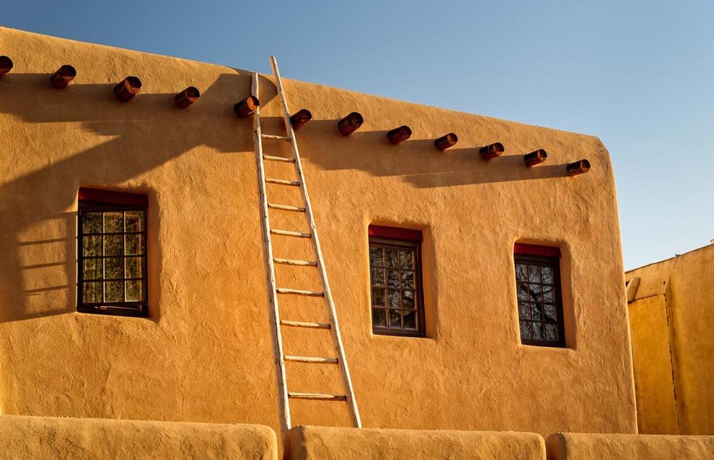 Taos Adobe