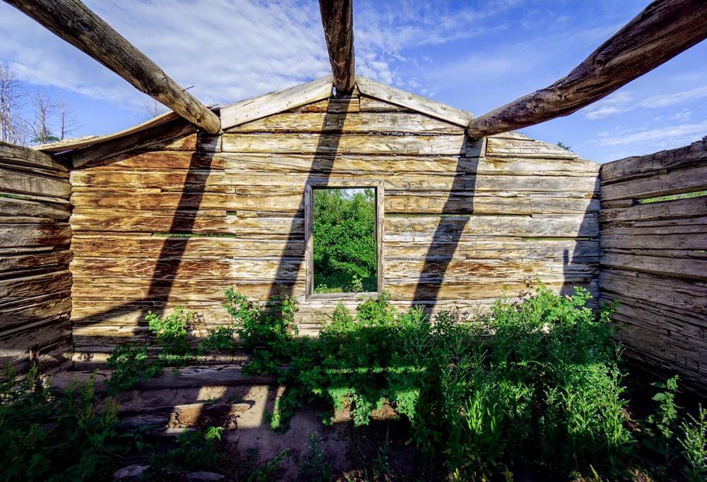 Shane's Cabin