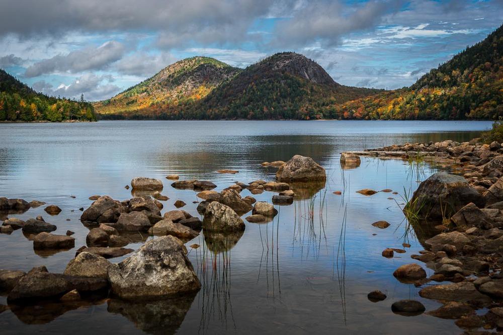 Jordon Pond, Acadia National Park, Maine
