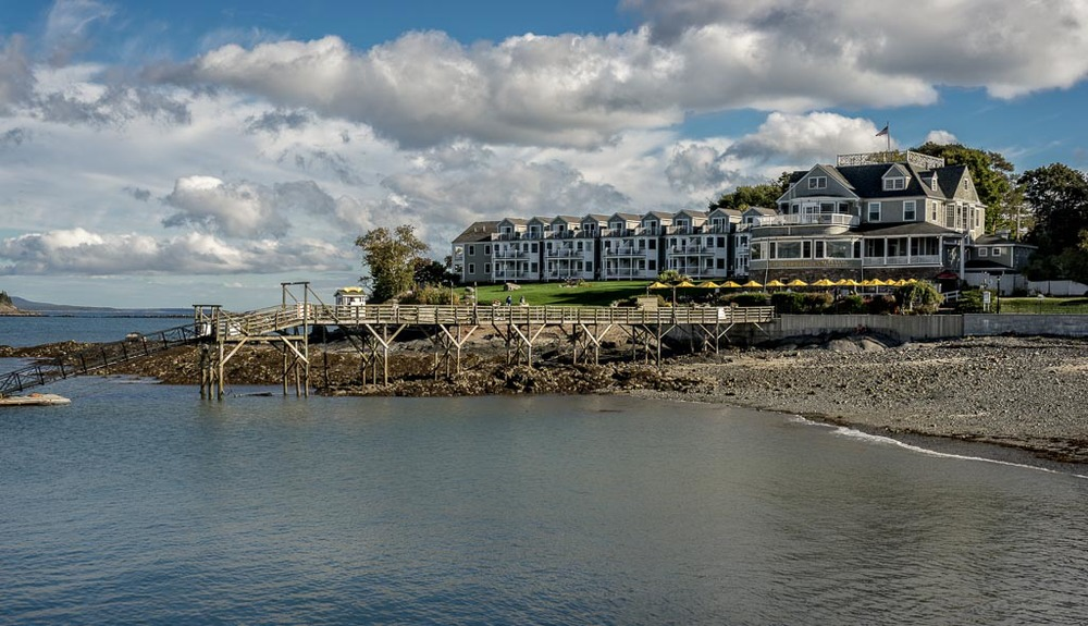 Bar Harbor Inn and Spa, Bar Harbor, Maine