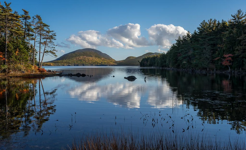 Eagle Lake, Acadia National Park, Maine