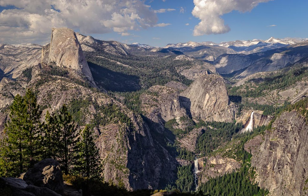Washburn Point, Yosemite National Park, California