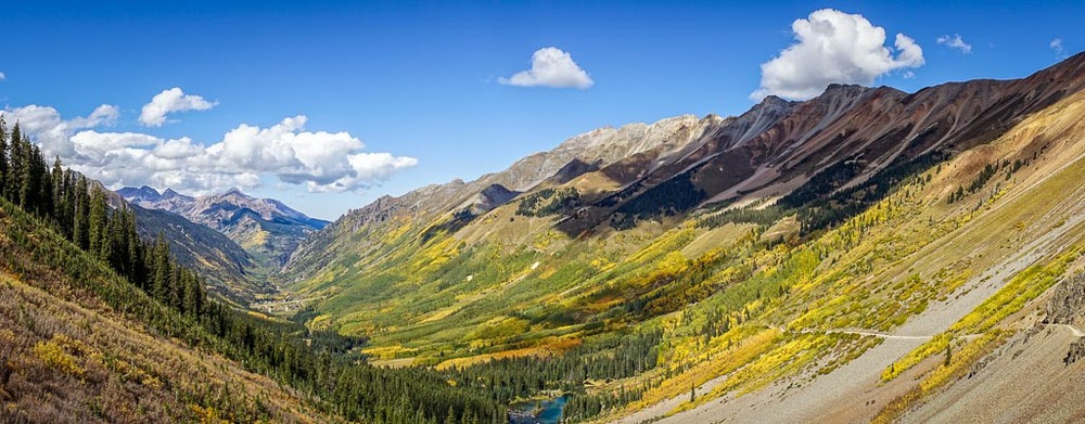 Ophir Pass, Uncompahgre National Forest, Colorado