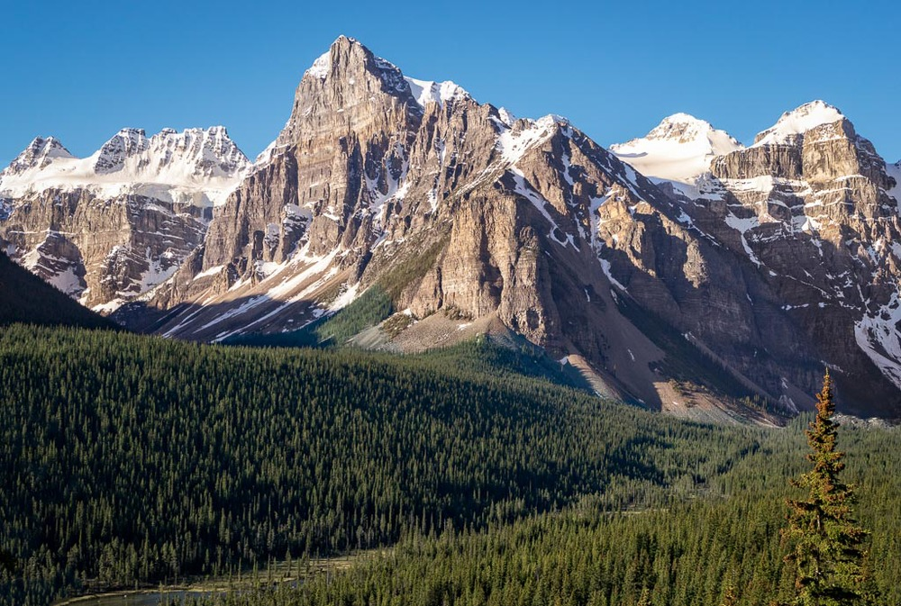 Valley of the Ten Peaks, Banff National Park, Alberta