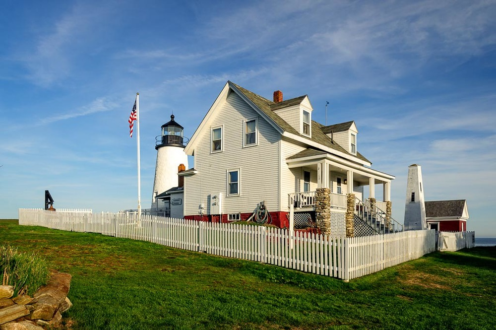 Lightkeeper's Home