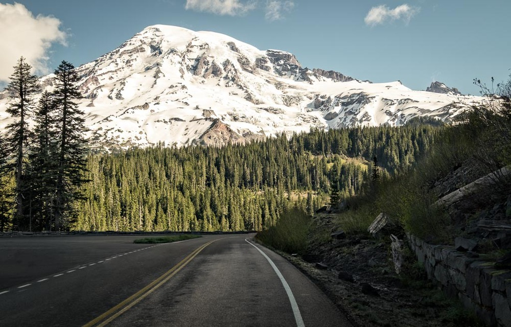 Road to Rainier