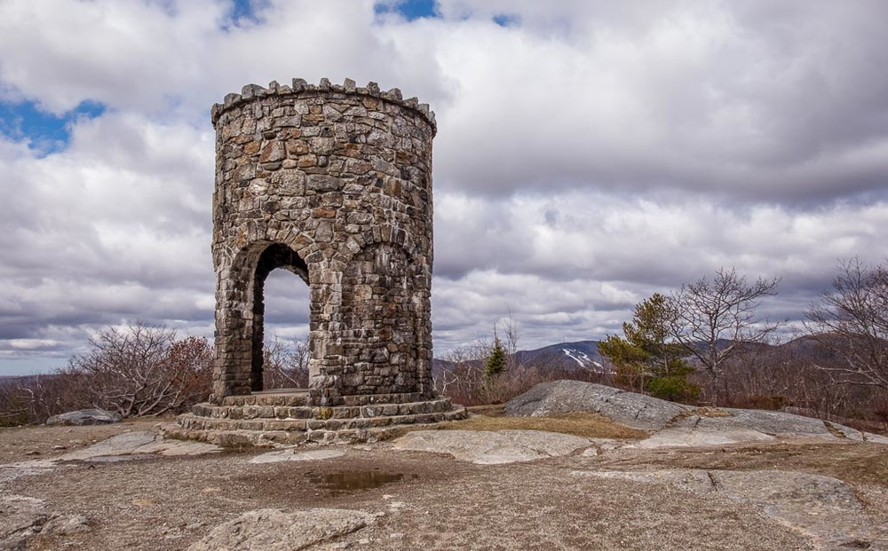 Mount Battie Tower