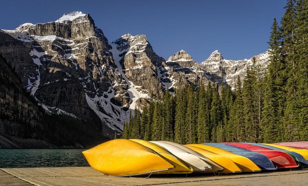 Canoe View