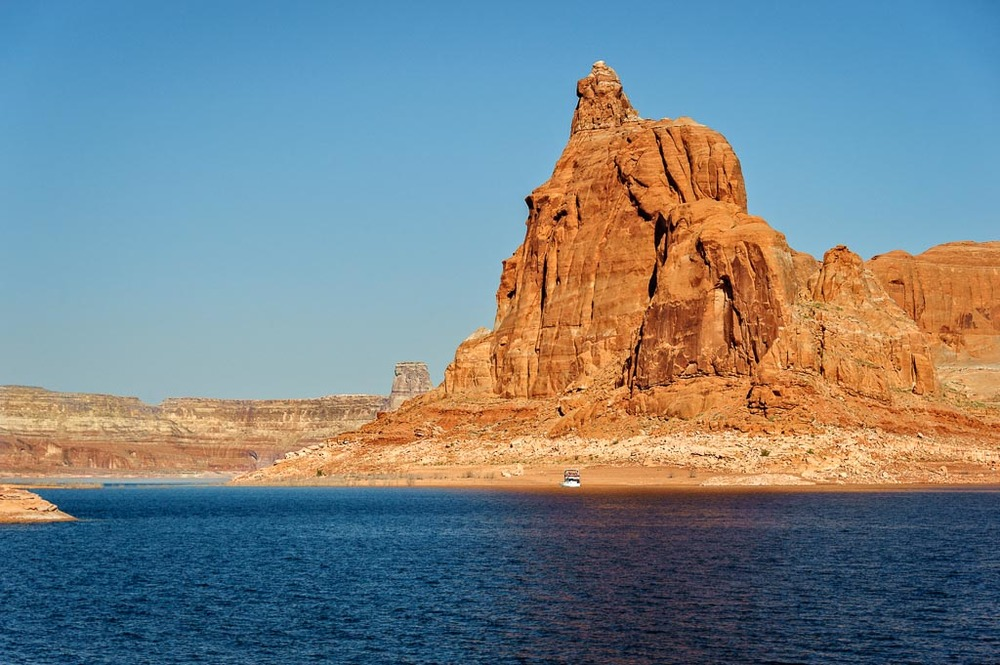 Towering Sandstone