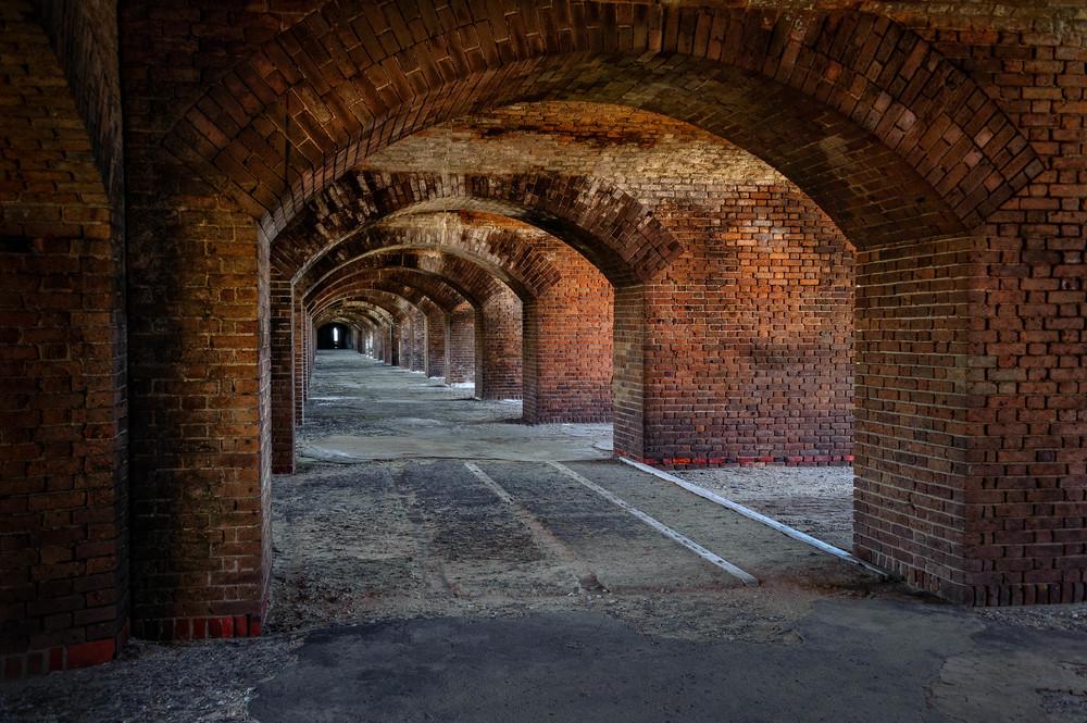 Worn Arches