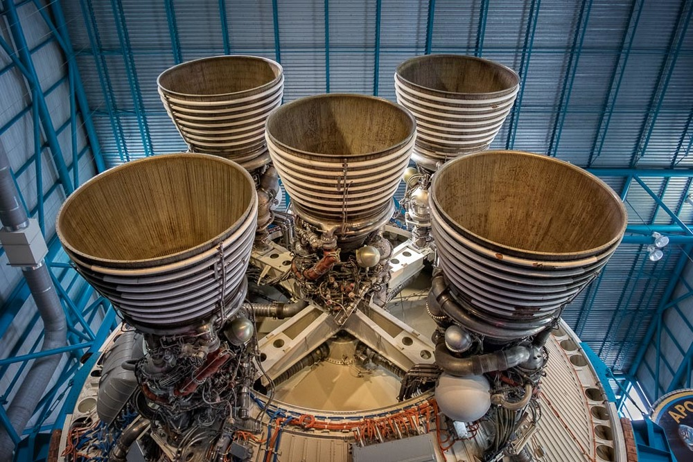 Apollo 8 Power