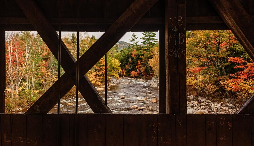 Covered Bridge View
