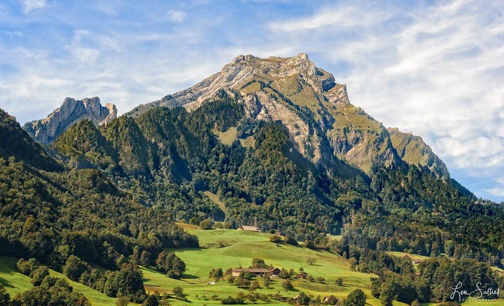 Cruising Lucerne