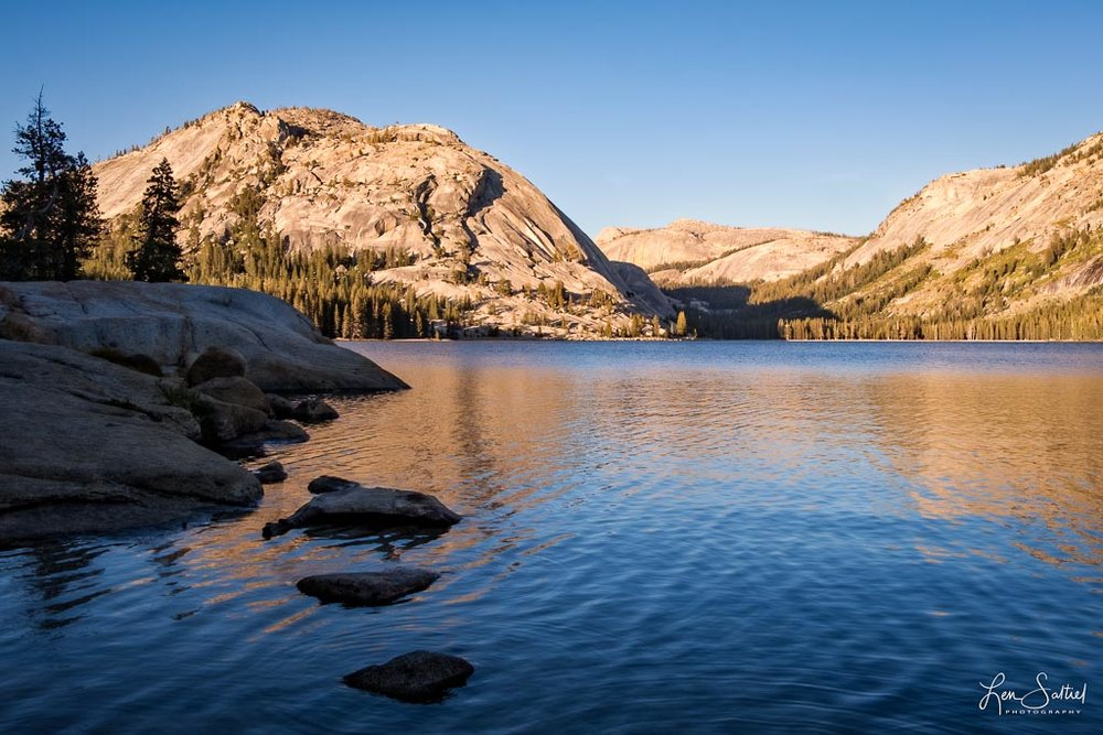 Tenaya Lake Beauty