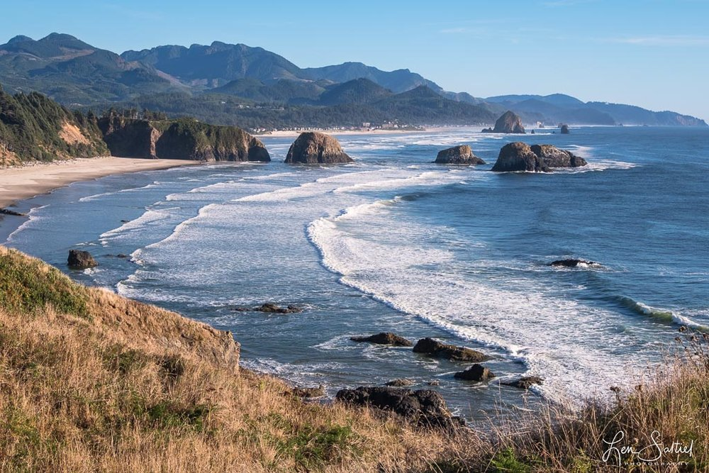 Cannon Beach View
