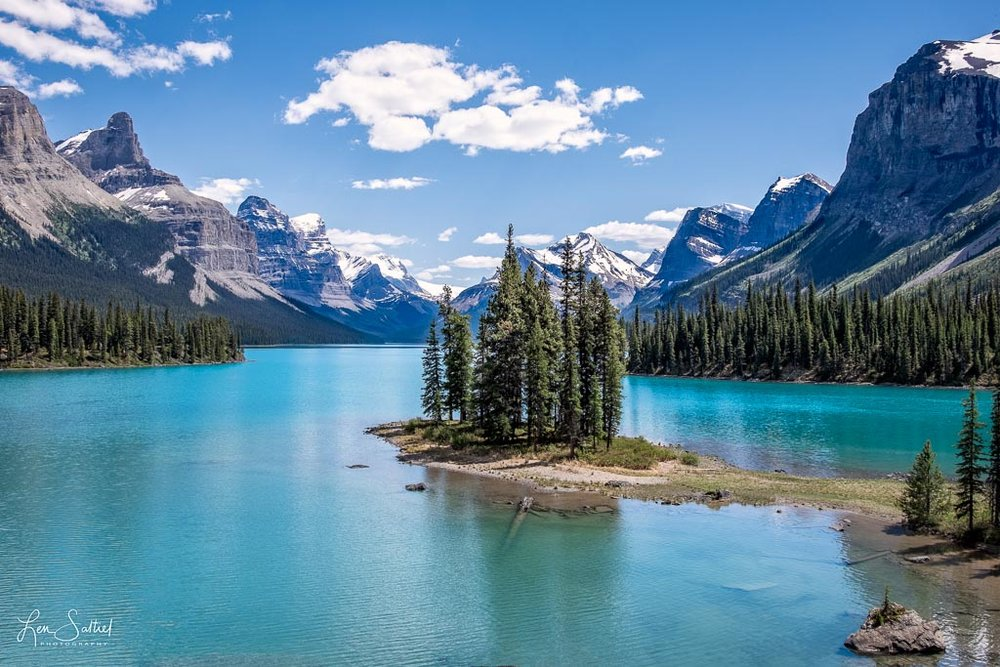 Iconic Canadian Rockies