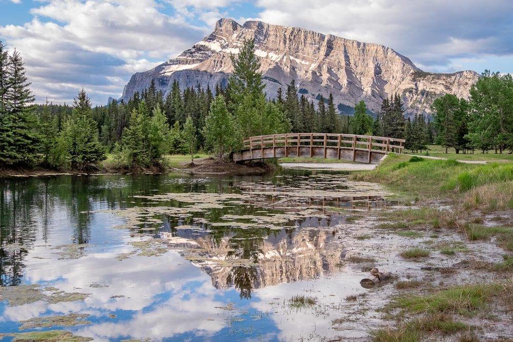 Cascade Ponds