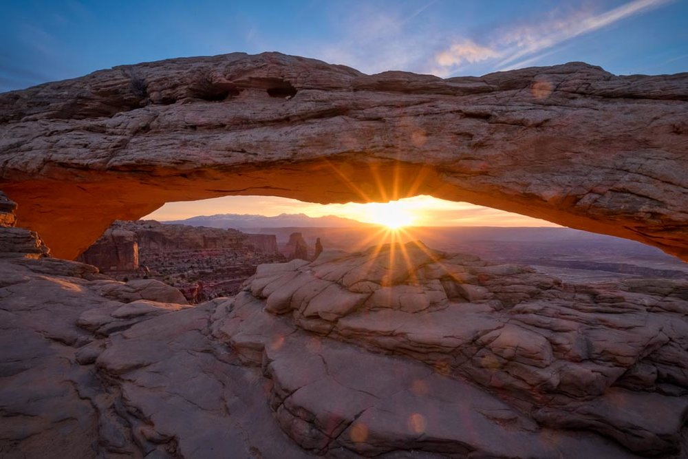 Iconic Mesa Arch