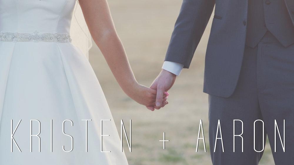 Kristen + Aaron