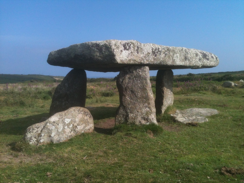 Lanyon Quoit, Penwith Peninsula, Cornwall