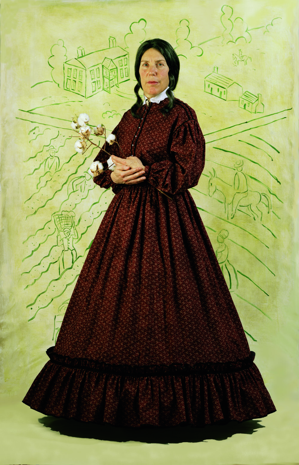 Eugenia Mary Felder Buchanan