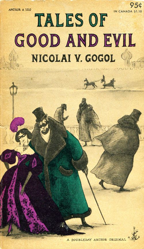 An example of a brilliantly illustrated literary cover, this one by Edward Gorey. I'll give a video lecture with several examples like this and discuss what elements make for a successfully illustrated book cover.