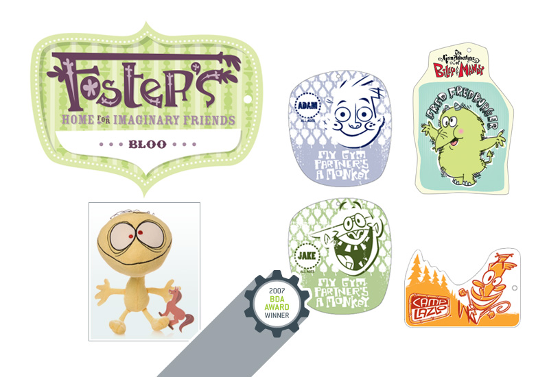 PLUSH TOY HANGTAGS