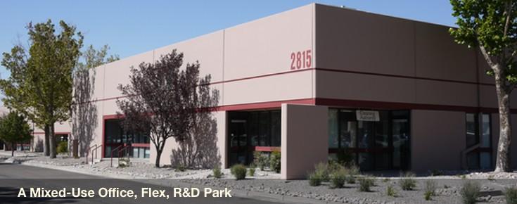 A Mixed-Use Office/Flex/R&D Park