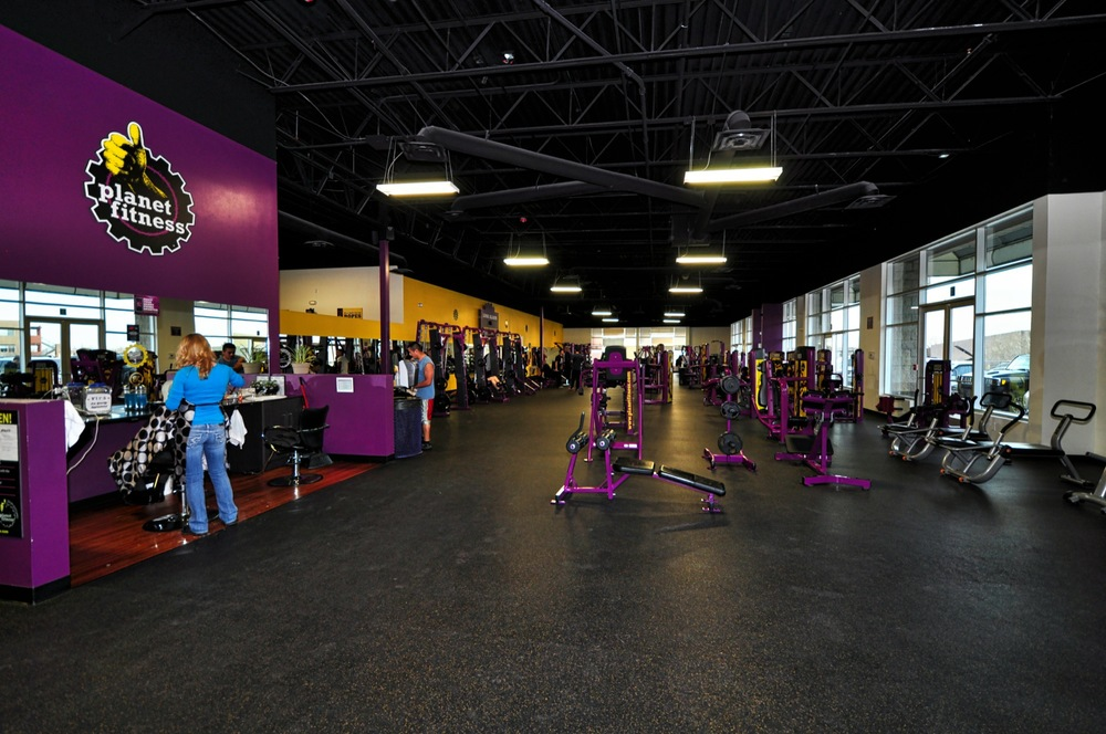 Planet Fitness - Weight Machines