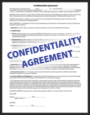 confidentiality-agreement