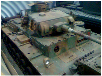 Panzer MkIV Wheatcroft collection ©Neil Fairbrother