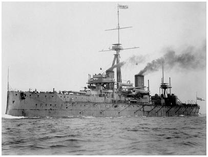 Super Dreadnaught class Naval vessel