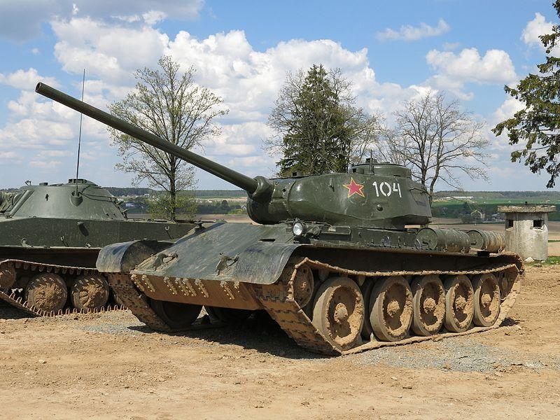 The T44 (Wikipedia)