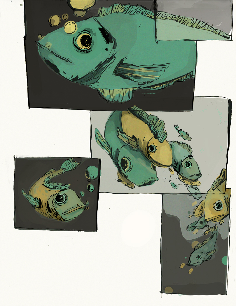 Fish Cage Culture