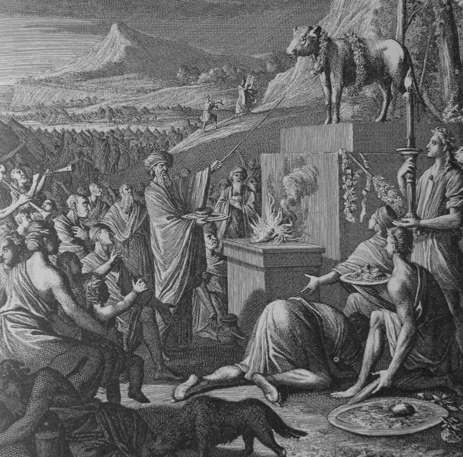 Liberal World Order's Mind Bending  The Marketing of Osiris the Bull