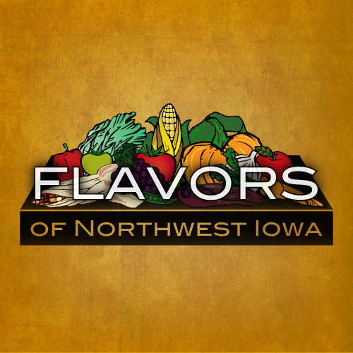 Flavors of Northwest Iowa (early concept)