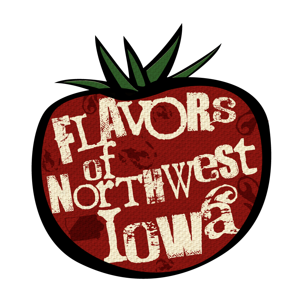 Flavors of Northwest Iowa (final logo)