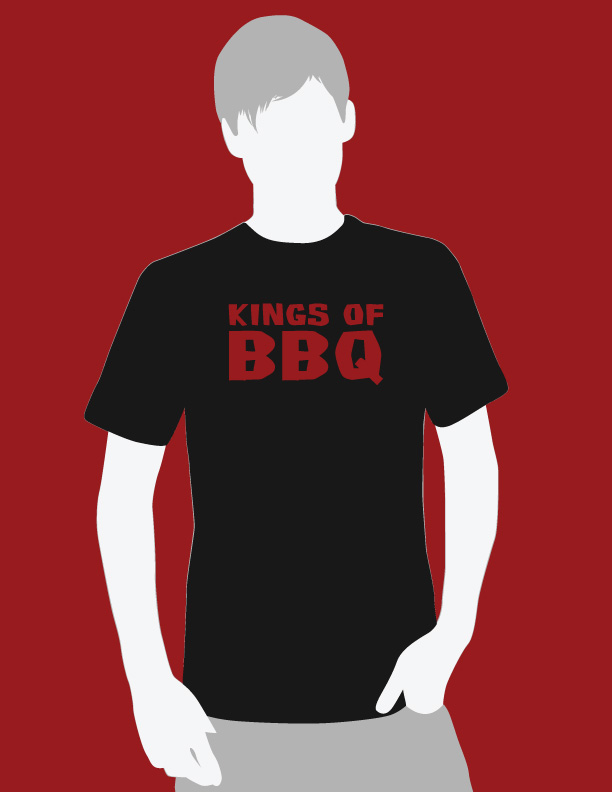 Kings of BBQ shirt