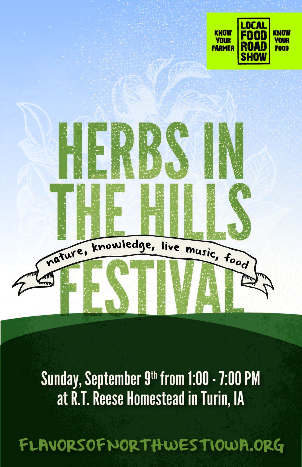 Herbs in the Hills Festival