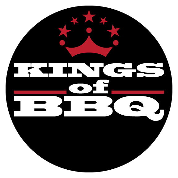 Kings of BBQ logo redesign for 2013