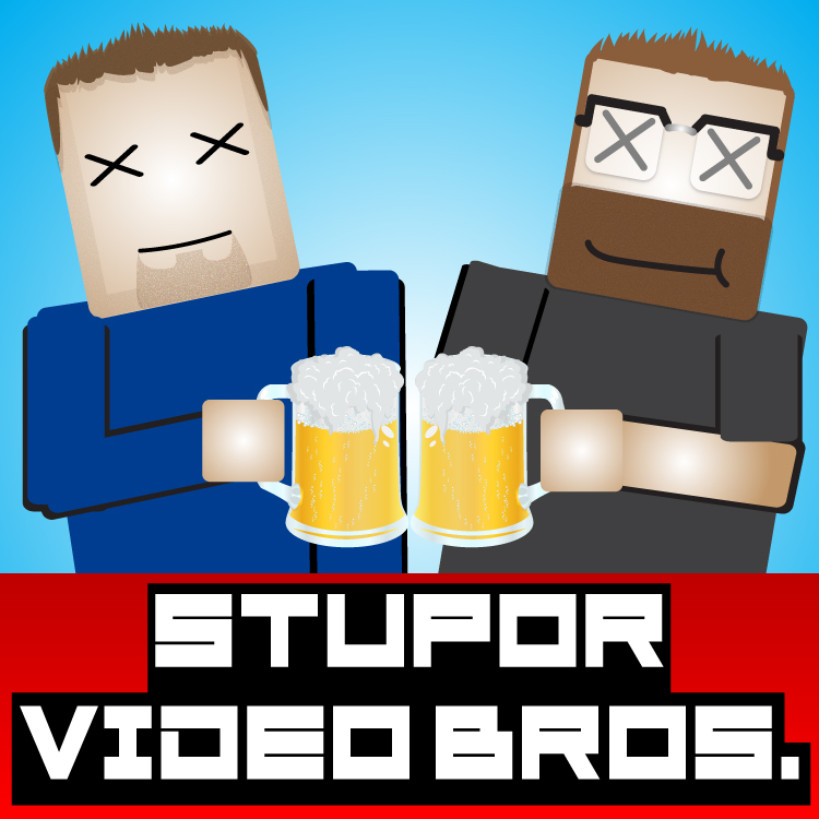 Stupor Video Bros logo