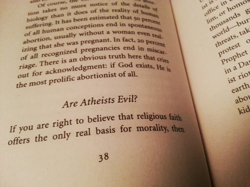 Are Atheists Evil?