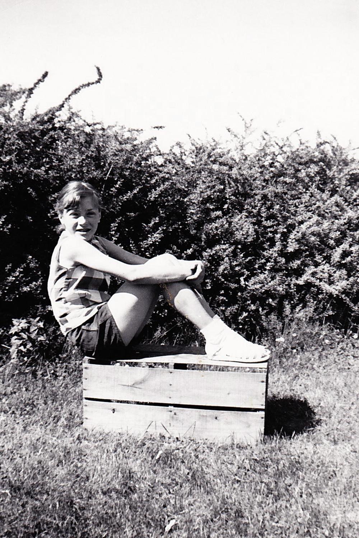 Frances Benedict, Age 10