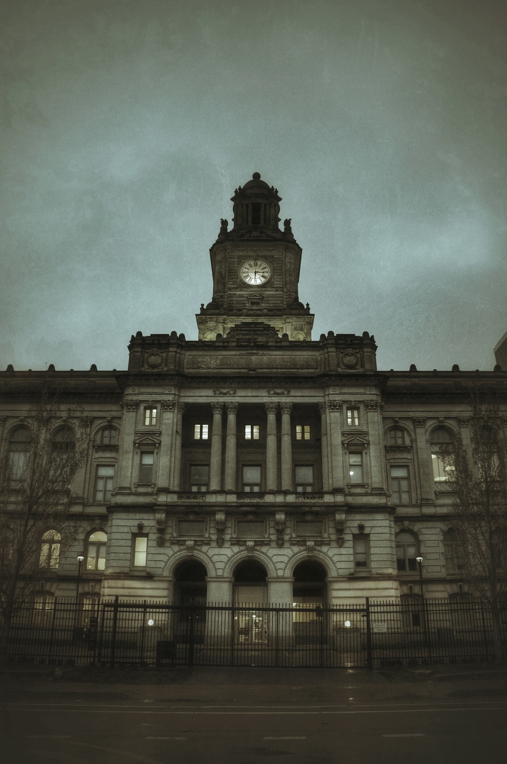 Polk County Courthouse in Des Moines, Iowa